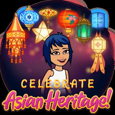 celebrate asian heritage