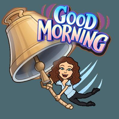 good morning bell