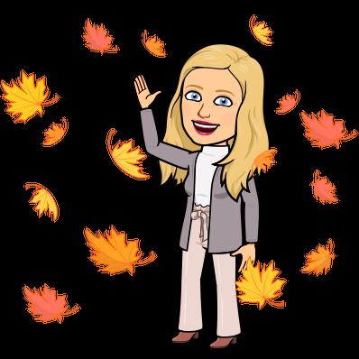 autumn leaves fallling