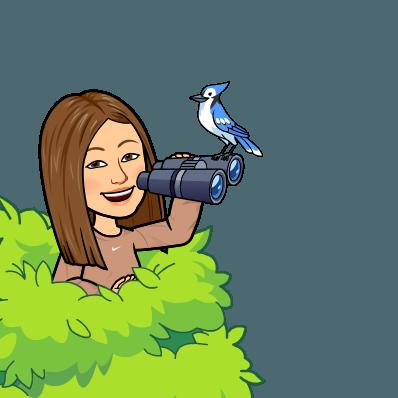tree binoculars