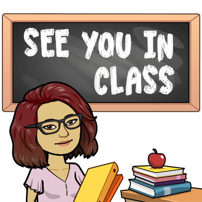 see you in class