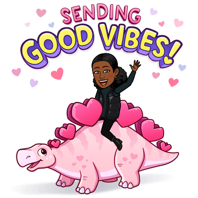 sending good vibes