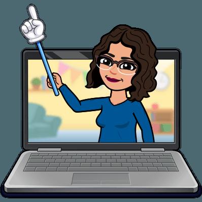 laptop teaching