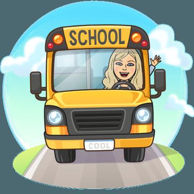 school bus drive