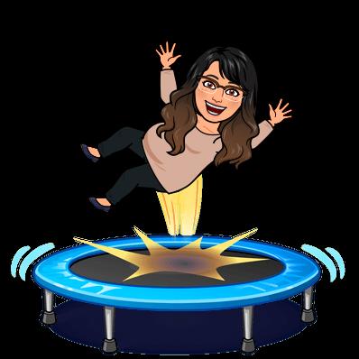 trampoline bounce