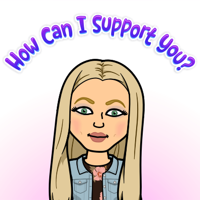 how can i support you