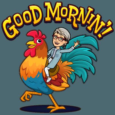 good mornin!