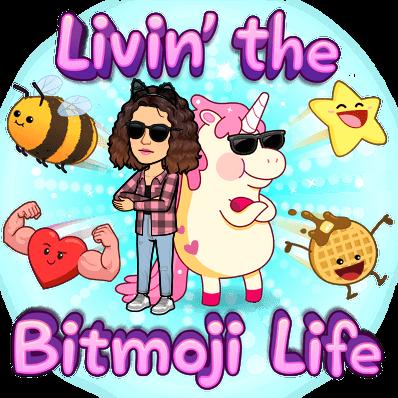 Livin' the Bitmoji Life