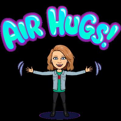 air hugs