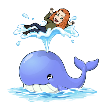 whale friend